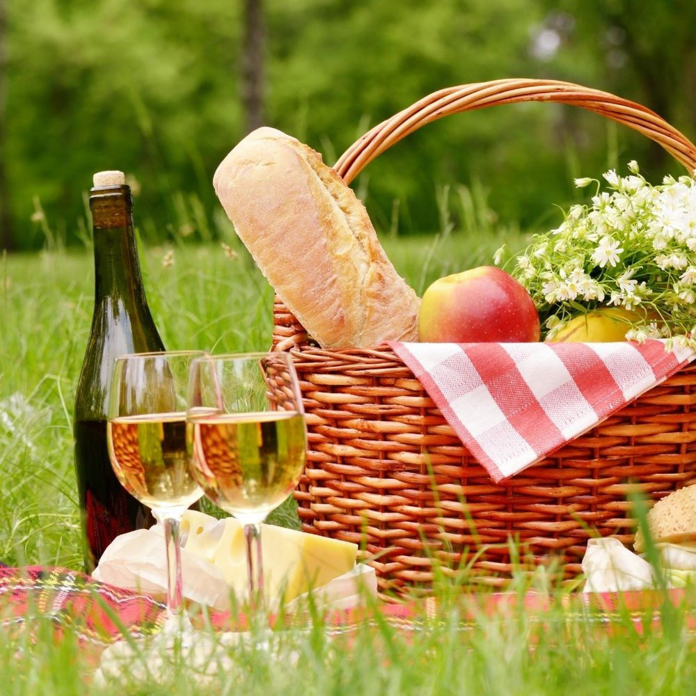 The Perfect Cheese Picnic