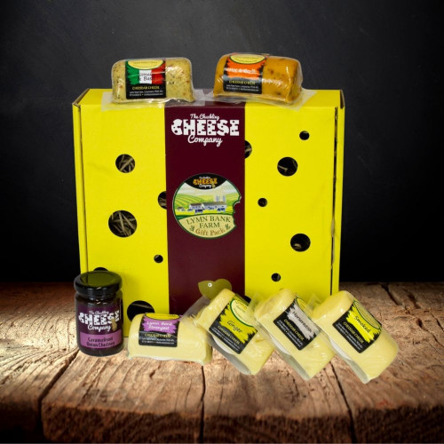 Cheese Queen Gift Pack Box