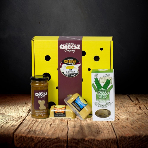 Ale Inspired Cheese Gift Box