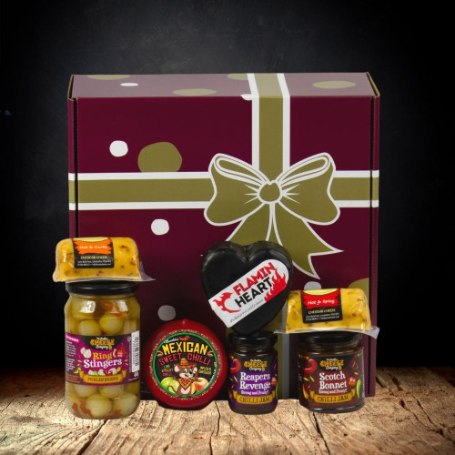 All About The Burn Gift Hamper