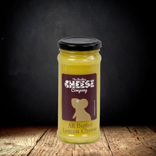 All Butter Lemon Cheese