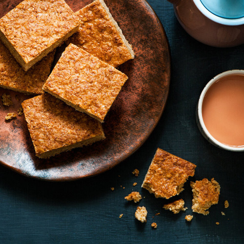 Classic Luxury All Butter Flapjack