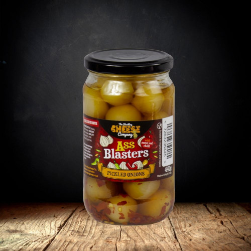 Ass Blaster Pickled Onions