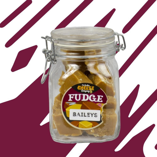Baileys Fudge Jar
