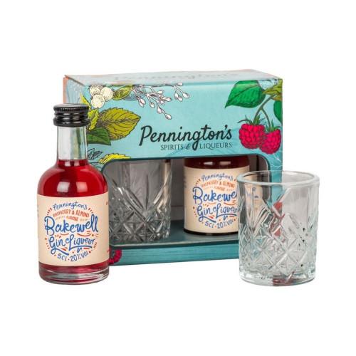 Bakewell Gin Liqueur Taster Gift Set