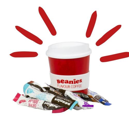 Beanies Cup & Sachet Selection