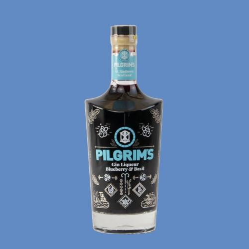Pilgrims Blueberry & Basil GIN 50cl
