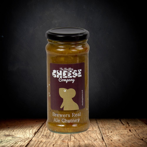Brewers Real Ale Chutney