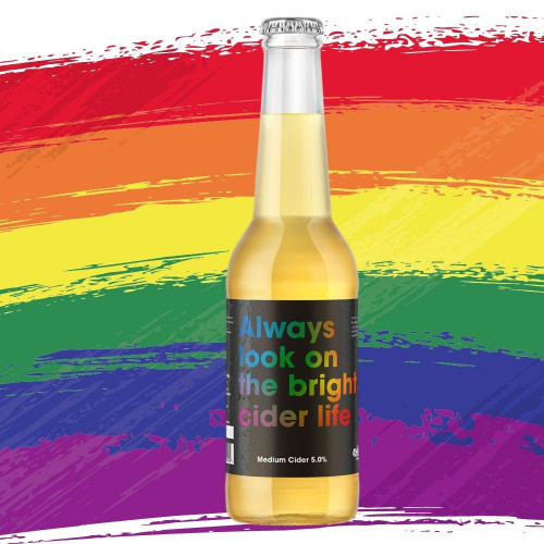 Always Look on the Bright Cider Life!