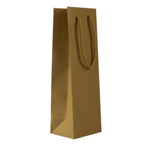 Kraft Bottle Gift Bag