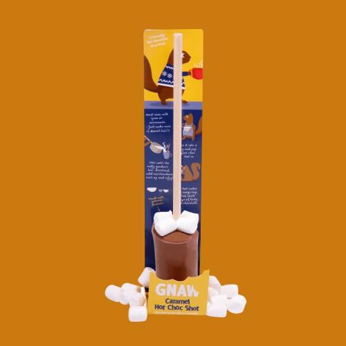 Caramel Hot Chocolate Shot