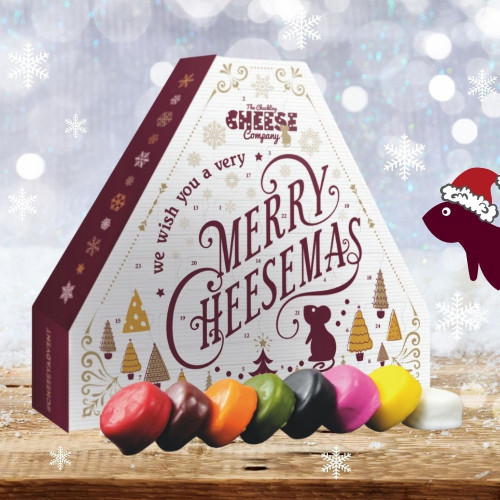 Cheese Advent Calander Cheesemas