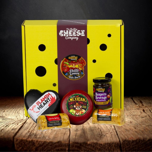 Chilli Lovers Gift Box