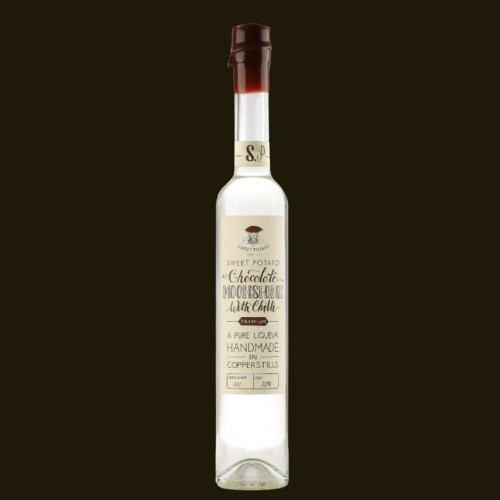Chocolate & Chilli Moonshine 50cl
