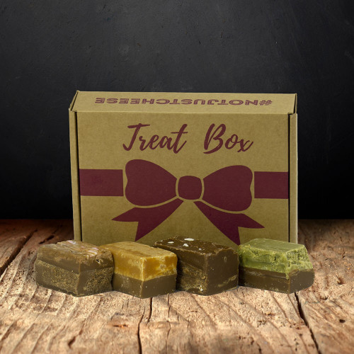 Chocoholic Fudge Gift Box