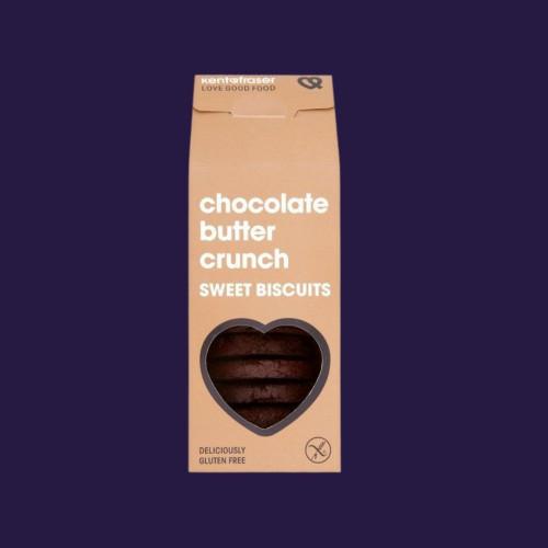 Chocolate Butter Crunch