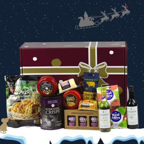 Christmas Eve Treats Hamper