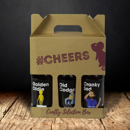 Comedy Beer Gift Box