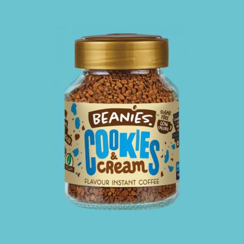 Beanies Cookies & Cream 50g