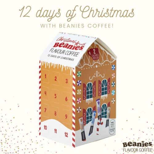 Beanies 12 Days of Christmas