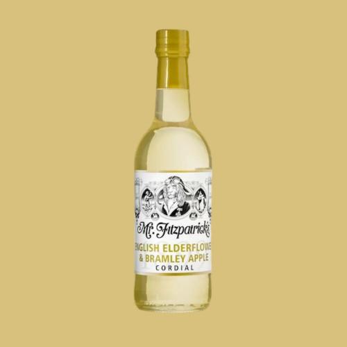 Elderflower & Apple Cordial