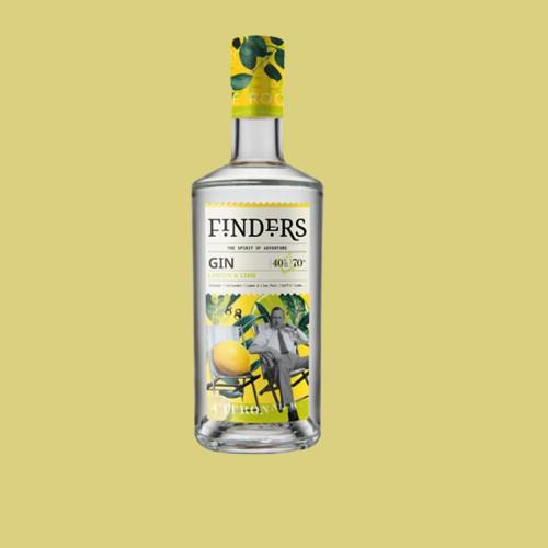 Lemon & Lime Gin 70cl