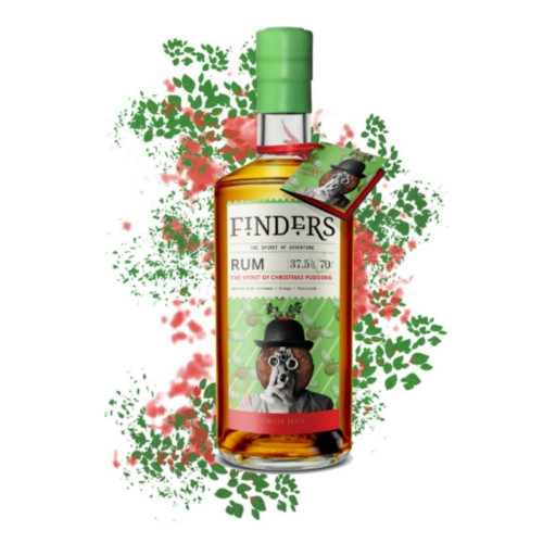 The Spirit of Christmas Pudding Rum