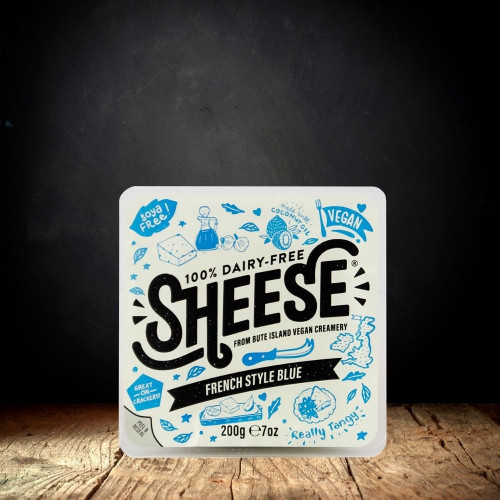 Blue French Style Sheese