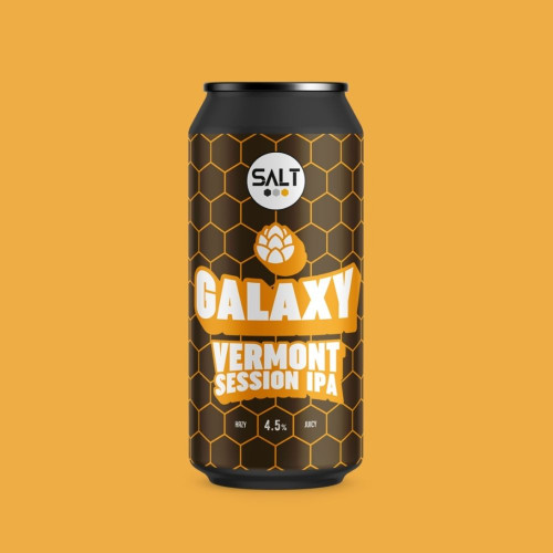 Galaxy Vermont Session IPA by SaltGalaxy Vermont Session IPA by Salt