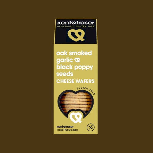 Oak-smoked Garlic & Black Poppy Seeds