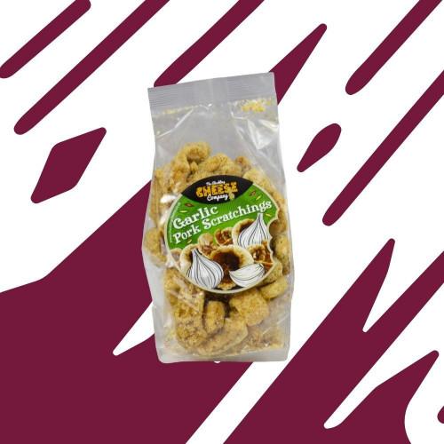 Garlic Pork Scratchings Bag