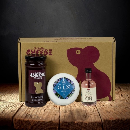Gin & Cheese Gift Box