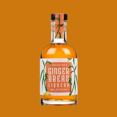 Gingerbread Liqueur 20cl