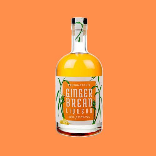 Gingerbread Liqueur 50cl