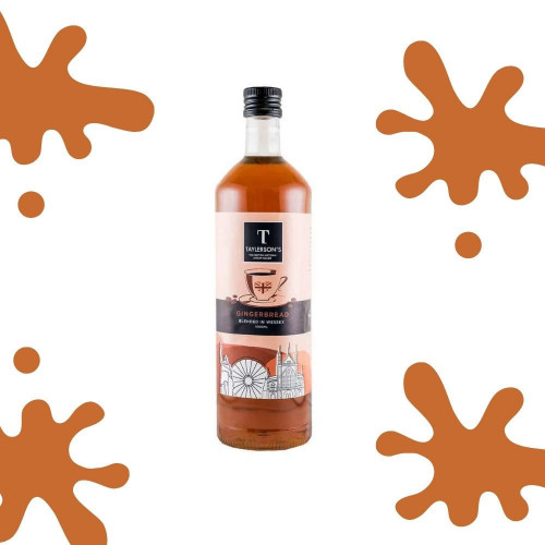 Gingerbread Flavour Syrup
