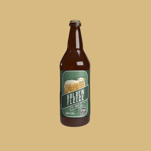 Golden Fleece Blonde