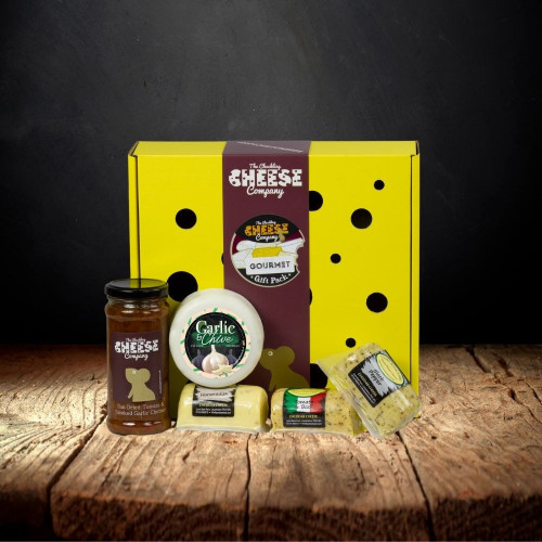 The Gourmet Gift Box