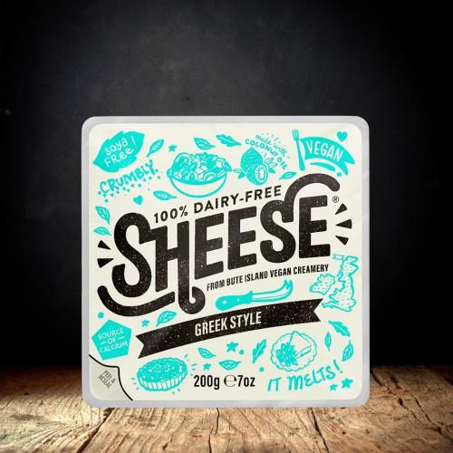 Greek Style Sheese