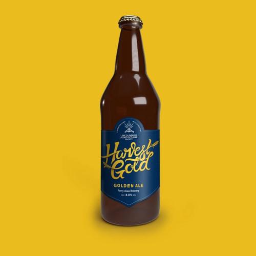 Harvest Gold Ale