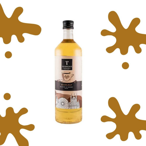 Hazelnut Flavour Syrup