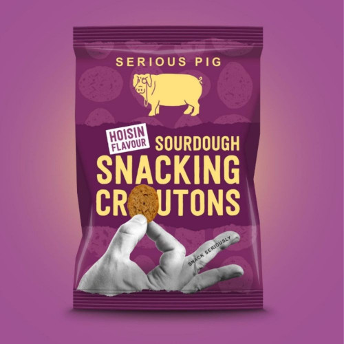 Tasty Snacking Croutons Hoisin Duck Flavour