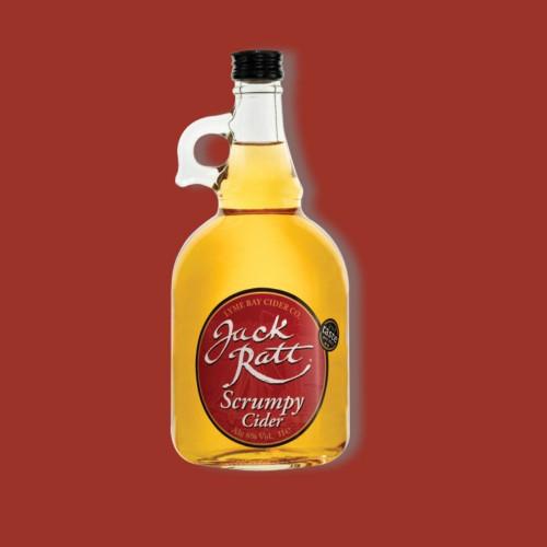 Jack Ratt Scrumpy Flagon 1L
