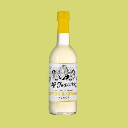 Lemon & Ginger Cordial
