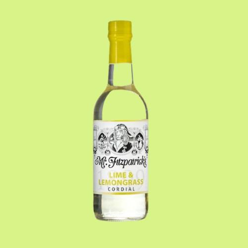 Lime & Lemongrass Cordial
