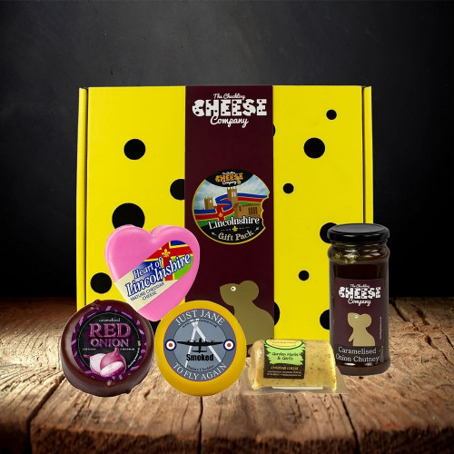 Lincolnshire Cheese Gift Box