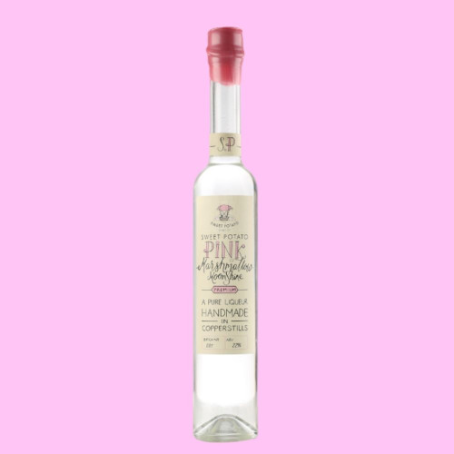 Pink Marshmallow Moonshine 50cl