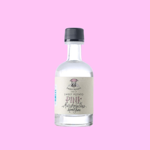 Pink Marshmallow Moonshine 5cl