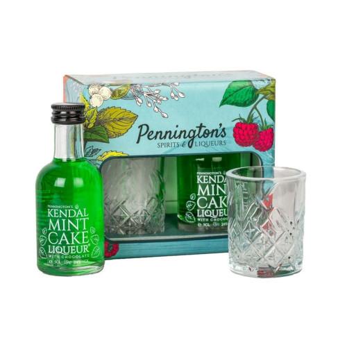 Mint Cake Liqueur Taster Gift Set