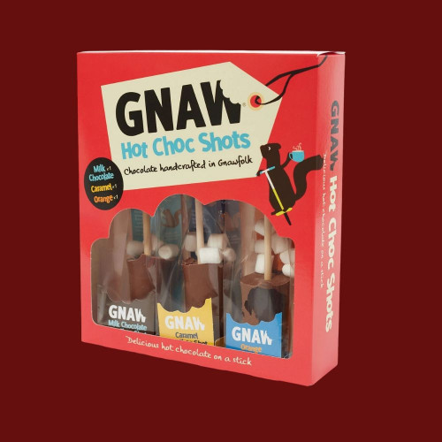 Mixed Hot Chocolate Shot Gift Pack