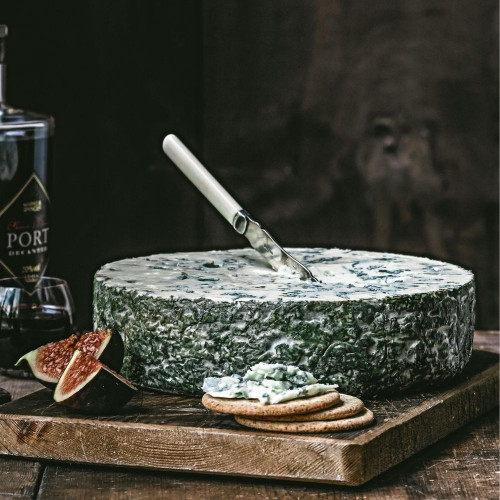 Mrs Bell's Blue Sheep cheese